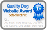 Quality Dog Website Award